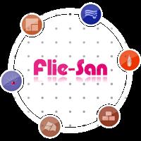 Flie-San · Tiles Sanitation our Products